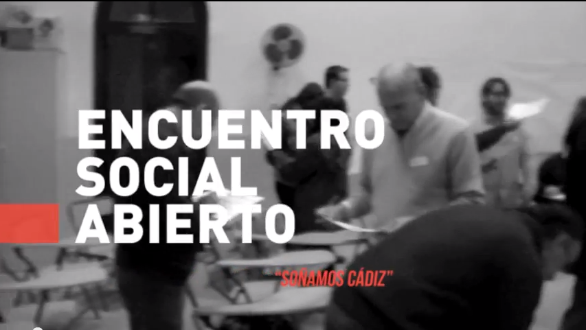 Encuentro Social Abierto «Soñamos Cádiz»