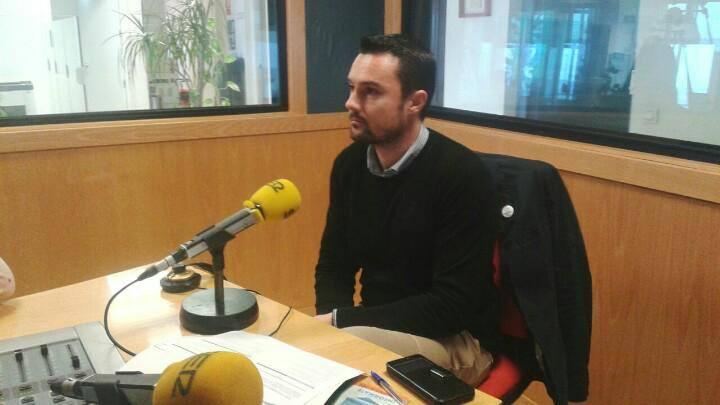 Entrevista a Martín Vila en la SER