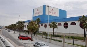Cádiz.4 de junio 2013 .cierre de la factoría de ALTADIS ex tabacalera en Cádiz