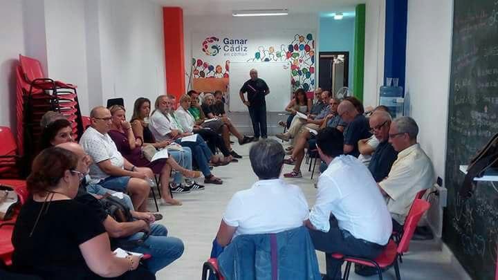 Ganar Cádiz estudiará con detalle la conveniencia del acuerdo entre Ayuntamiento y UCA