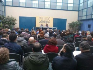 Foto de archivo presentación Culturas Comunes