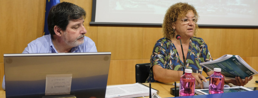 Jornada de presentación del Plan de Vivienda (Foto de la web del Ayuntamiento de Cádiz)