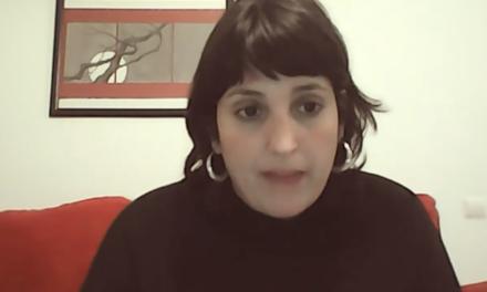 Rocío Sáez: Medio Ambiente y Participación Ciudadana. RenDición de cuentas.